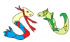 Milotic and Serperior 1 Minute.png