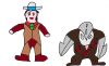 Clay and Excadrill 1 Minute.png