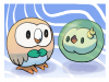 rowlet_and_solosis_by_pozem-da46jay.png