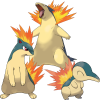 cyndaquil quilava typhlosion.png