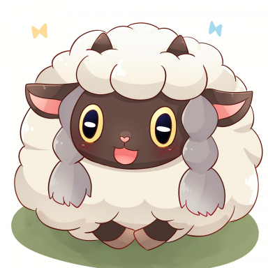 fluffy-wooloo
