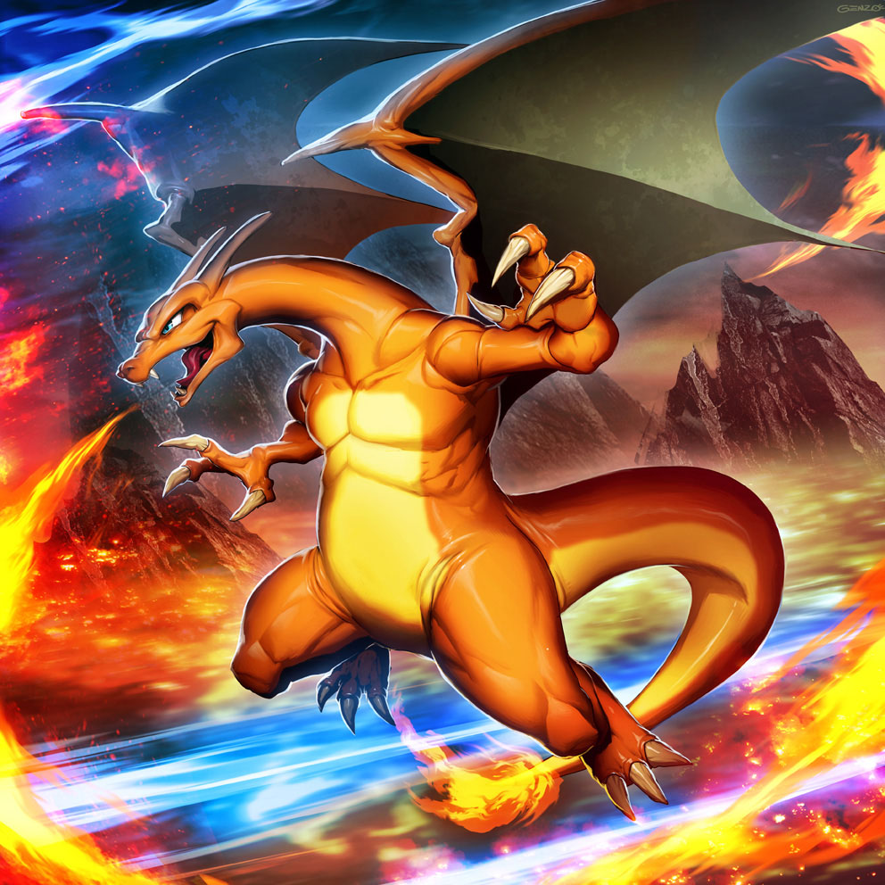 Charizard-Pokemon-Art-by-Genzoman.jpg