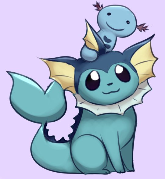 vaporeon and wooper.png