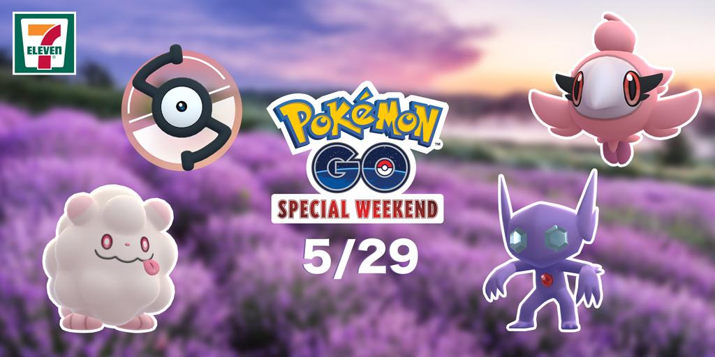 Pokémon GO x 7-11 Mexico Special Weekend Event.jpg